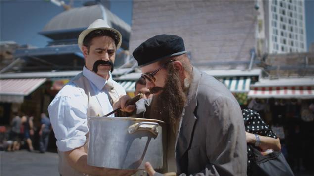 אדון הסליחות עונה 2 פרק 2 - הצדיק הזללן