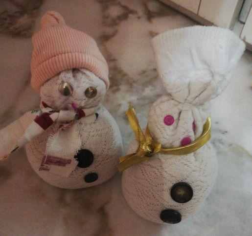 בובות שלג של שבי