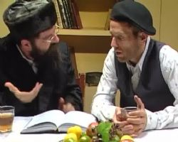 The Rabbi and the thief